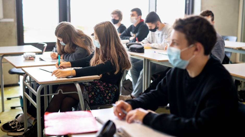 Erfolg in der Schule: Anscheinend spielt auch die Staatsbürgerschaft dafür eine Rolle