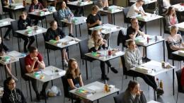 Abiturprüfungen sollen trotz Corona stattfinden