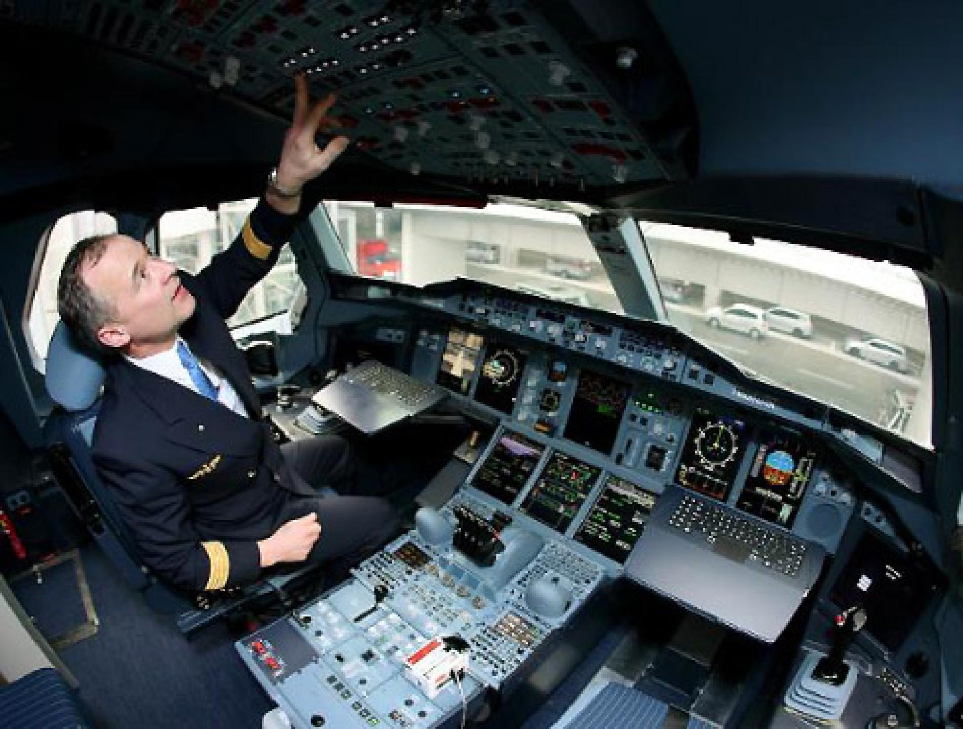 Pilotenausbildung: Nur die Besten heben ab - Beruf - FAZ