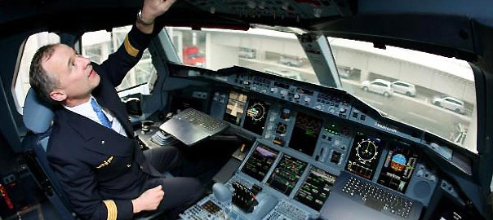 im cockpit sind noch pltze frei - Lufthansa Bewerbung Pilot