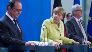 Merkel beendet großen Griechen-Gipfel
