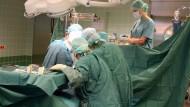 Umstrittenes Einsatzgebiet für schwangere Ärztinnen: der Operationssaal