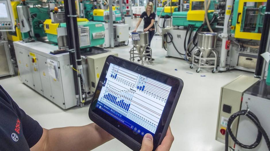 Digitalisierung: Algorithmen fressen keine Stellen