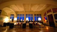 """Im Berghotel Schatzalp oberhalb von Davos kann man noch immer in den Stil der Entstehungszeit von Thomas Manns """"Zauberberg"""" eintauchen."""