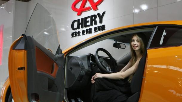 Chinesen bringen eine neue Automarke nach Europa