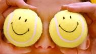 Wer anderen Menschen gegenüber großzügig ist, hat meist auch selbst mehr zu lachen.