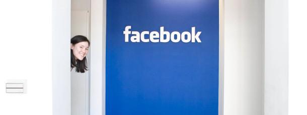 Facebook umwirbt die Frauen mit allen Mitteln.