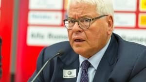 Eintracht Frankfurt hat neuen Aufsichtsratschef