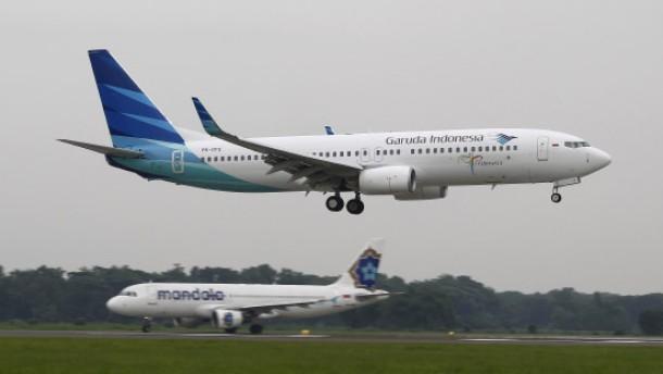 Jakarta - Bali und zurück