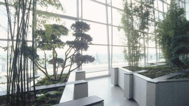 arbeit und atmosph re es gr nt so gr n am arbeitsplatz arbeitswelt faz. Black Bedroom Furniture Sets. Home Design Ideas