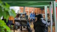 Leipziger Buchmesse: Überleben durch Lesen