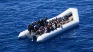 40 Tote vor Libyens Küste