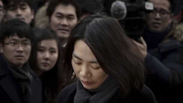 Ein langer Weg für Asiens Managerinnen