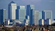 Europas Finanzzentrum: In London verdienen Banker am meisten.