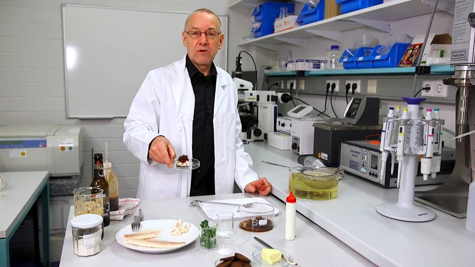 Im Labor des Max-Planck-Instituts für Polymerforschung in Mainz