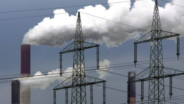 Der Emissionshandel zeigt erstmals Wirkung