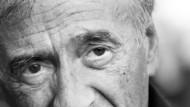 Erfährt in schwerer Zeit viel Unterstützung: Elie Wiesel kämpft um sein Lebenswerk