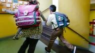 Hurra, die Schule rennt! Grundschullehrer aber haben oft weniger Freude.