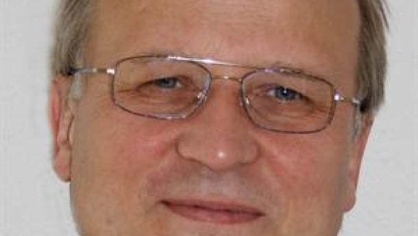 Wolfgang Blume übernimmt Vorsitz