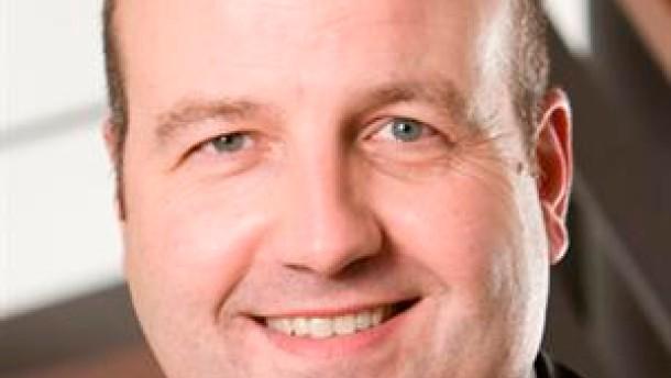 Dirk Wiedenmann wird Vorsitzender
