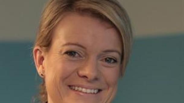 Sabine Jünger neue Leiterin des Bereichs Geschäftskunden