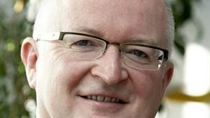 Charles Graham neuer Chef