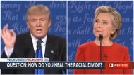 Trump pocht weiterhin auf Recht und Ordung