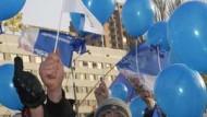 Donesk: Hochburg von Wiktor Janukowitsch