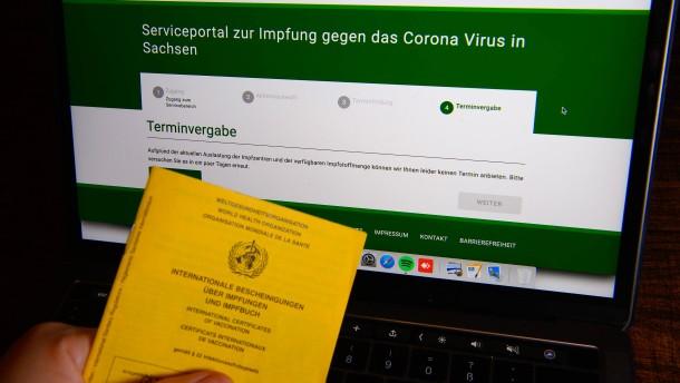 Impfausweise sind keine Reisepässe