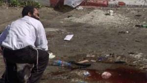 Tote und Verletzte bei Anschlag