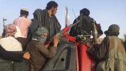 Taliban wollen Waffenstillstand nicht verlängern