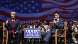 Ist Flynn für Trump nur der Anfang?