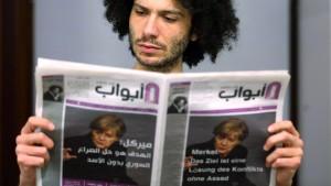Die erste deutsche Zeitung auf Arabisch