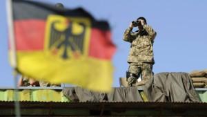 SPD will gegen Auslandseinsatz stimmen