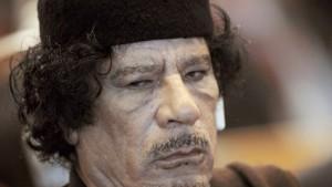 Gaddafi der Gnädige