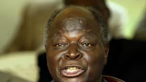 Oppositionsführer Kibaki zum neuen Präsidenten gewählt