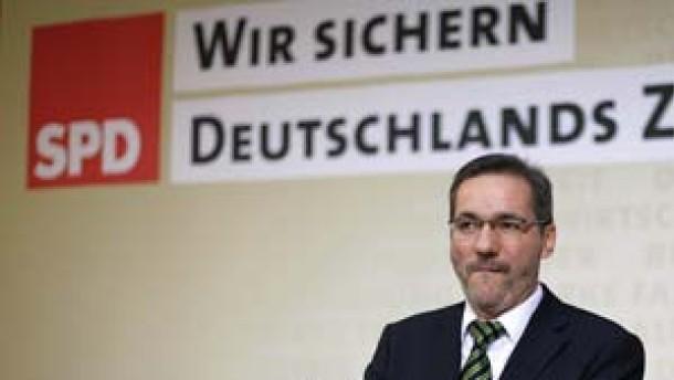 """Gradmesser für Platzeck: """"Alles ziemlich normal"""""""