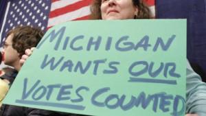 Auch in Michigan keine neue Vorwahl
