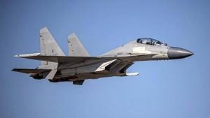 39 chinesische Kampfflugzeuge dringen in Taiwans Luftüberwachungszone ein