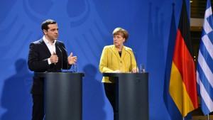 """""""Weder sind die Griechen Faulenzer, noch sind die Deutschen schuld"""""""