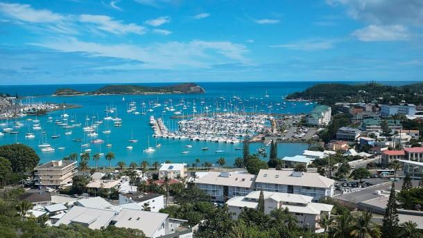 Neukaledonien bleibt bei Frankreich