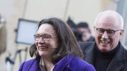 SPD streitet, Union blockiert