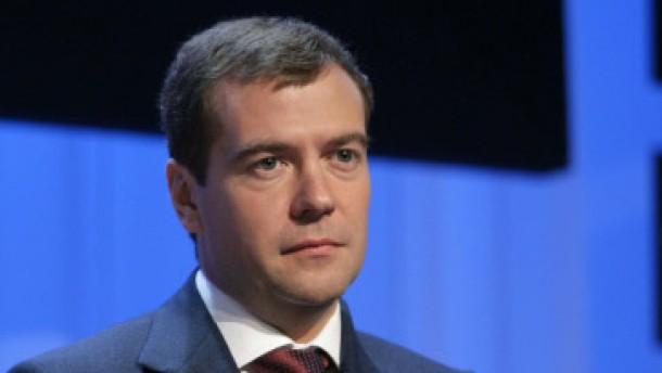 Schockenhoff: Medwedjew einen Vertrauensvorschuss geben