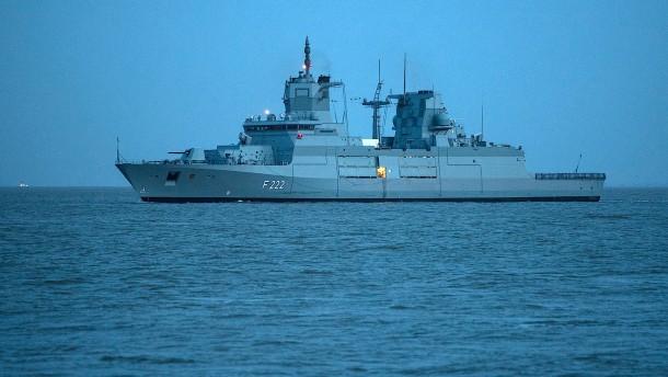 Marine schlägt Seglern Wunsch nach Fregatten-Eskorte ab