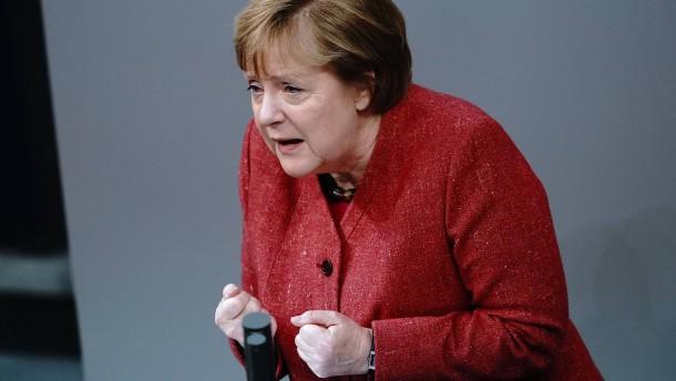 Merkel fordert striktere Einschränkungen – vor Weihnachten