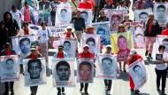 Staatsanwalt erklärt 43 vermisste Studenten für tot