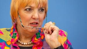 Claudia Roth wirft Boris Palmer Rassismus vor