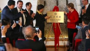Wie China versucht, über Uni-Kooperationen Einfluss zu nehmen