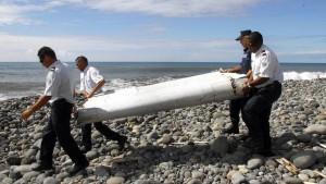 Wrackteil stammt von Flug MH370