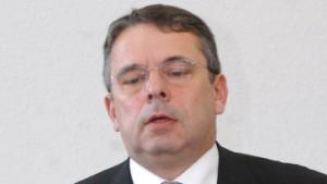 Junghanns gibt CDU-Vorsitz auf